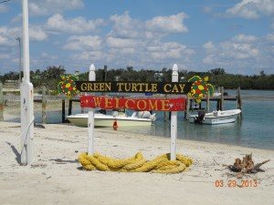 Settlement Harbor Green Turtle Cay
