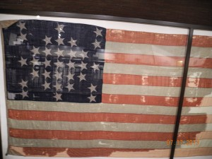Original Fort Sumter Flag