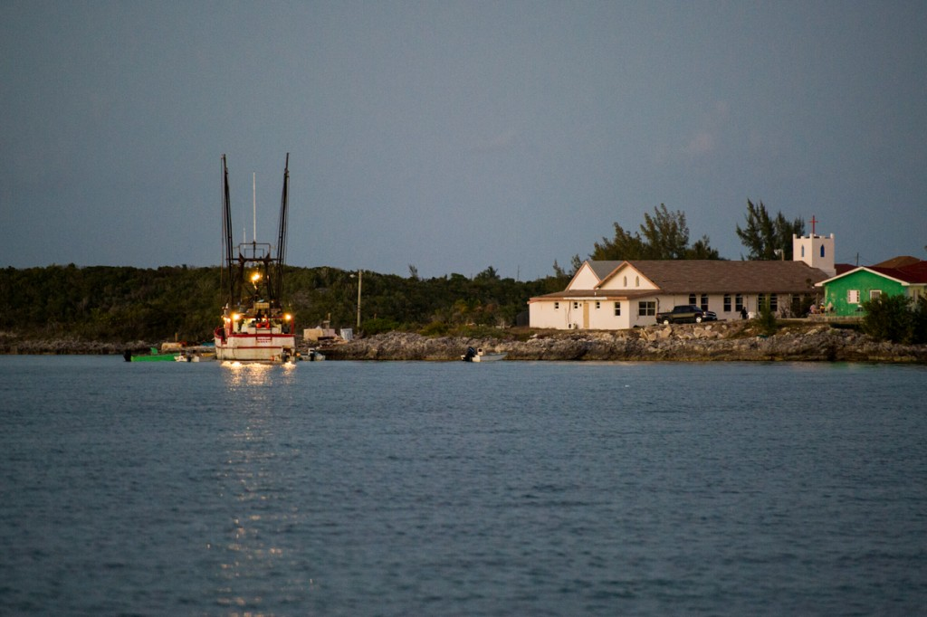 Settlement of Great Harbor Cay